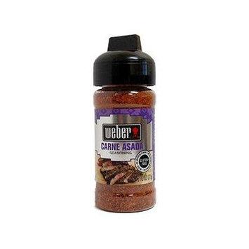 Weber Carne Asada Seasoning, 2.70oz (6pack)