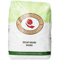 Coffee Bean Direct Decaf House Blend, Whole Bean Coffee, 5-Pound Bag