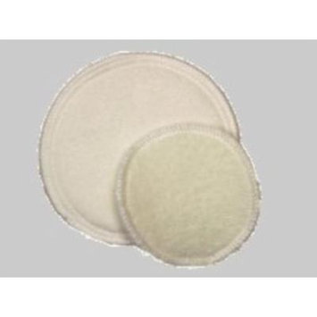 NEW Clover Organic Cotton and Wool Nursing Pads - Pair