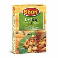 Shan Spice Mix for Pav Bhaji, 3.5 Ounce