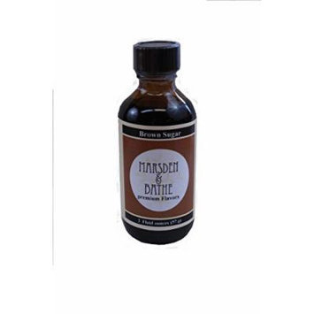The Prepared Pantry Marsden and Bathe Flavored Extract, Brown Sugar, 2 Fluid Ounce