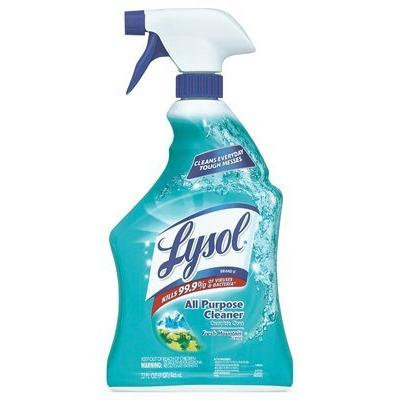 Lysol 80313 32 Oz. Fresh Mountain All Purpose Cleaner with Trigger (Case of 12)