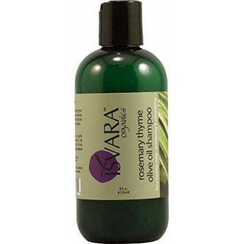 Isvara Organics Shampoo Rosemary Thyme and Olive Oil -- 8 fl oz