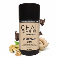Chai Diaries Chai, Chocolate, 20 Count (Pack of 6)