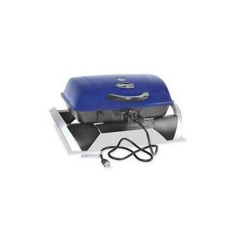 Uniflame Electric Grill outdoor porcelain-coated steel cooking