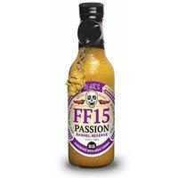 FF15 Passion Barrel Reserve Hot Sauce.