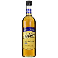 DaVinci SUGAR FREE Irish Cream Syrup w/ Splenda 750 mL