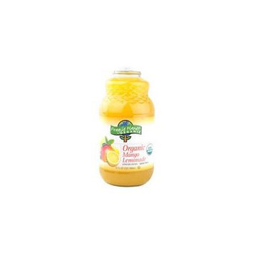 Fragile Planet Organic Organic Lemonade Mango -- 32 fl oz