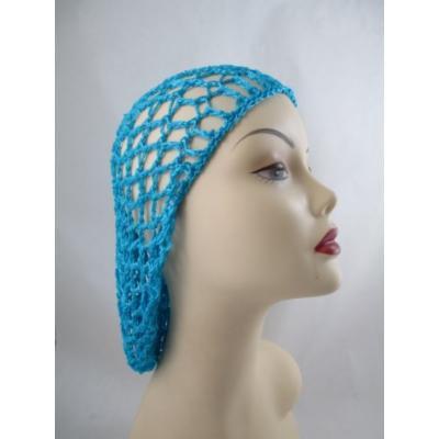 Thicker Hair Net Aqua