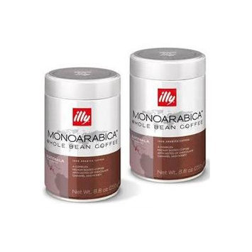 illy Guatemalian 8.8 Ounce Whole Bean Coffee (2 Pack) 7881