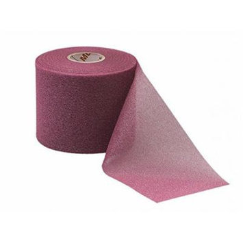 Mixed Colors Bulk Prewrap for Athletic Tape - 1 Roll, Maroon PRE-WRAP