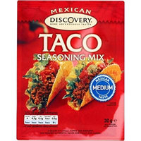 Discovery - Mexican - Taco Seasoning MIx - 30g (Case of 18)