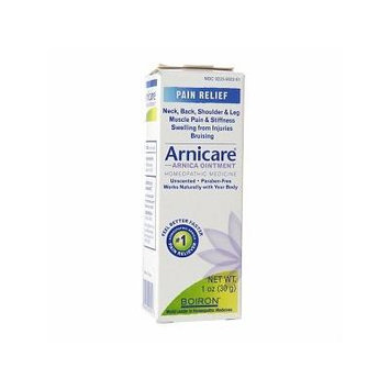 Boiron - Arnicare Arnica Ointment Homeopathic Medicine - 1 oz
