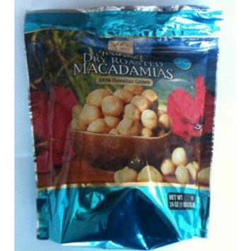 Savanna Gourmet 100% Hawaiian Grown Dry Roasted Macadamias, 24 Ounce