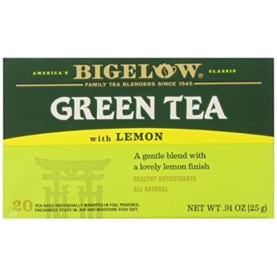 Bigelow Mixed Green Teas, 120 Count