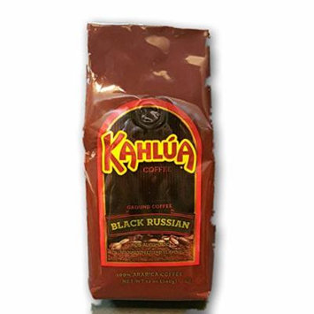 Coffee Kahlua Black Russian Gourmet Ground Coffee (Pack of 2)