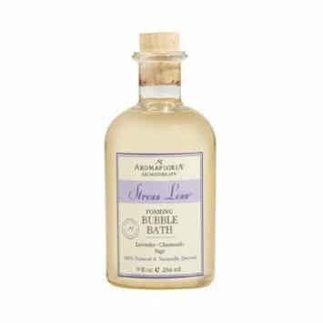 Aromafloria Stress Less Bubble Bath - 9oz