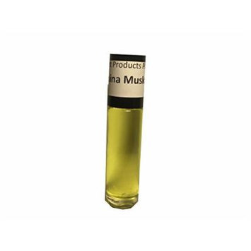 Planet Products Plus China Musk Roll on Fragrance Perfume Body Oil