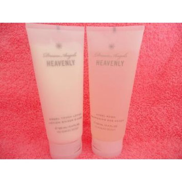Victoria's Secret Dream Angels Heavenly Body Wash and Lotion Set