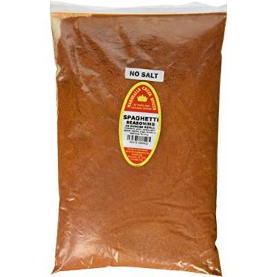 Marshalls Creek Spices Family Size Refill Spaghetti No salt Seasoning, 44 Ounce