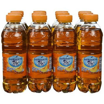 San Benedetto Peach Ice Tea (Pack of 24)