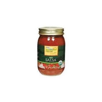 Field Day Organic Salsa Mild (12x16oz )