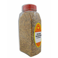 Marshalls Creek Spices Roasted Onion Seasoning, Chopped, XL Size, 16 Ounce