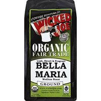Wicked Joe Coffee Coffee Ground M Roast 12 Oz