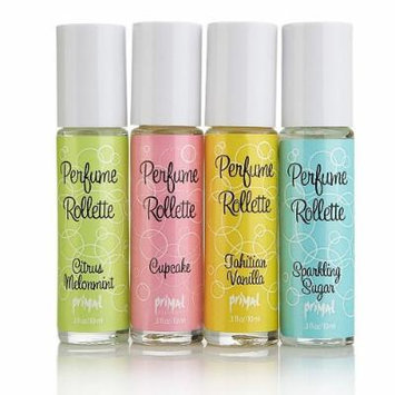 Primal Elements Perfume Rollettes 4-piece Set