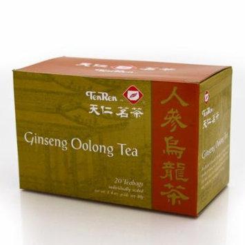 TenRen Ginseng Oolong Tea (20 tea bags)