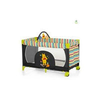 Disney Baby Dream'n'play Travel Cot - Pooh Tidy Time.