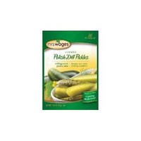Mrs. Wages Polish Dill, 6.50-ounce Packets (Pack of 3
