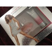 Celine Dion Sensational 2 Pc Set EDT 1 Oz 2.5 Shimmering Body Lotion Birthday Valentines Day Gift Set Brand New!!