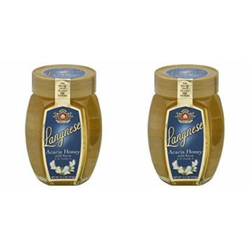 Acacia Honey (Langnese) 13.2 oz (375g) (Pack of 2)