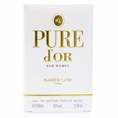 Pure D'or By Karen Low 3.4oz EDP