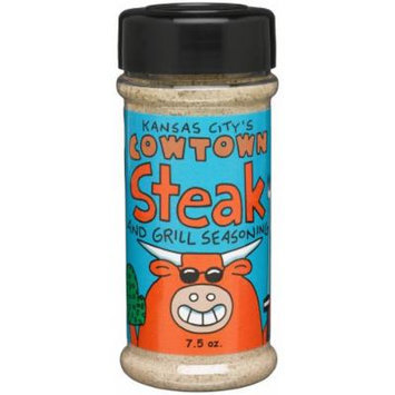 Cowtown Steak And Grill Seasoning, 7.5-Ounce Shaker Bottle