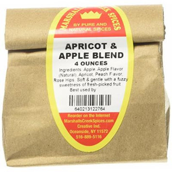 Marshalls Creek Spices Loose Leaf Tea, Apricot and Apple Blend, 4 Ounce