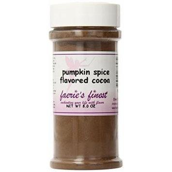 Faeries Finest Cocoa, Pumpkin Spice, 8 Ounce