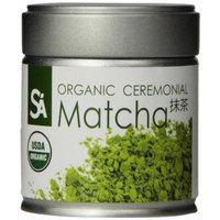 SA Japanese Green Tea Organic Ceremonial Matcha, 1 Ounce