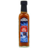 Encona West Indian Hot Pepper Sauce 220 ml (Pack of 6)
