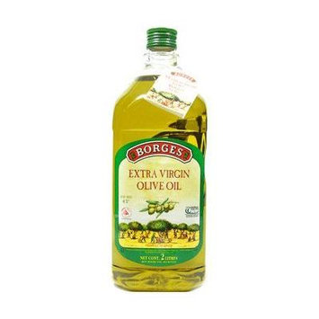Borges Extra Virgin Olive Oil 2lt. (67.6 Fl. Oz.)