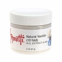Amoretti Natural Vanillin Extract, 10 Fold, 2 Ounce