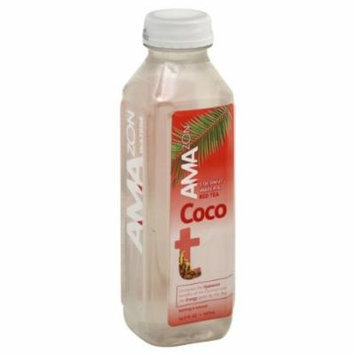 Amazon Coconut Water & Red Tea 16.5 oz. (Pack of 12)
