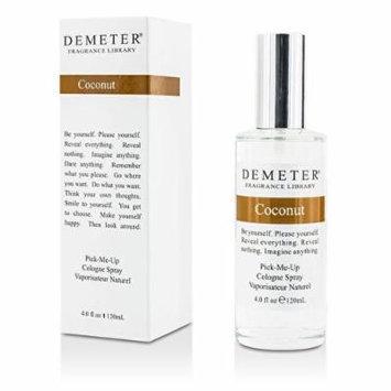 Demeter Coconut Cologne Spray 120ml/4oz