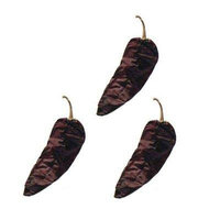 El Guapo California Chili Pods Dried - Mexican Chile Peppers, 3 Oz