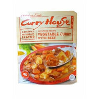 House Foods Curry House Beef, 8.20 Ounce