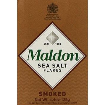 Maldon Smoked Sea Salt - 3 x 4.4 oz