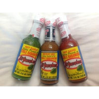 El Yucateco Ð Habanero Hot Sauces All three (3) Sampler, 4 FL.OZ. / 120 ml) each