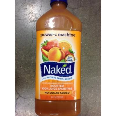 Naked Power Machine Smoothie 100% Juice 64 Oz (1 Pack)