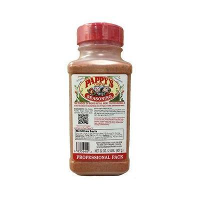 Pappy's Choice Seasoning 32 OZ Jar